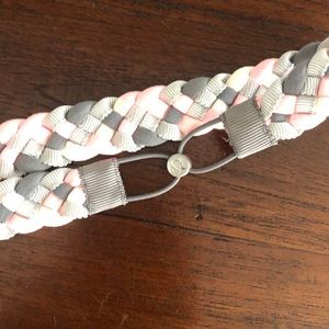 Lululemon braided headband